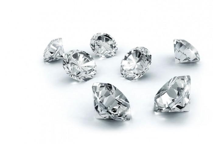 Different Cut Diamond Stones